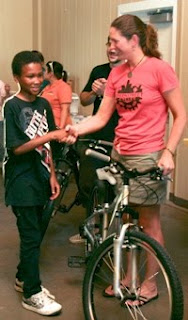 Thank You Greenstreet Cycles!