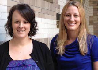 Introducing Lenli Corbett and Katie Sautter