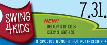 Swing 4 Kids Golf Benefit