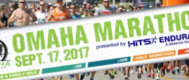 Omaha Marathon 2017 Benefiting P4K!