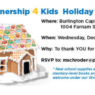 P4K Holiday Open House Dec. 13, 2017 from 4-7pm