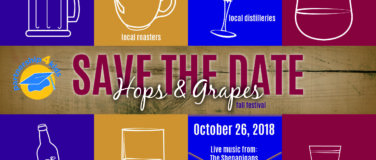 Hops & Grapes Fall Festival, 10.26.18