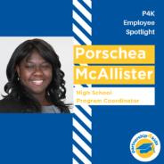 P4K Employee Spotlight: Porschea McAllister